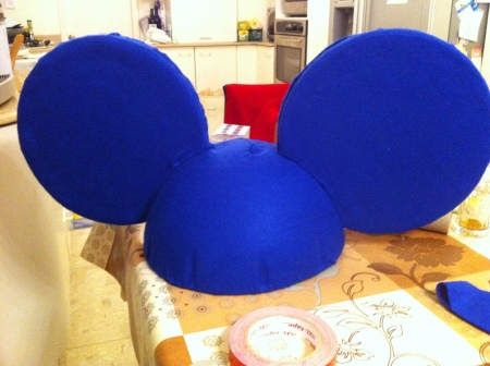 Covered top mau5head
